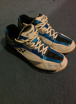 Yonex SHB-45EX Blue Badminton Shoes Size UK 8.5