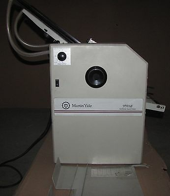 Martin Yale Air-Feed Auto Folder Model# 959Af (#1434)