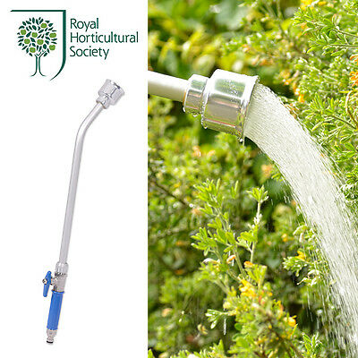 RHS Professional Watering Lance 40cm with Quick-Click & Geka connections