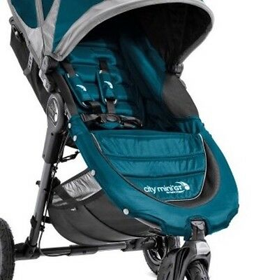 Baby Jogger City Mini Replacement Seat Fabric Blue Unopened In Packaging