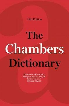 The Chambers Dictionary-NEW-9781473602250 by Chambers