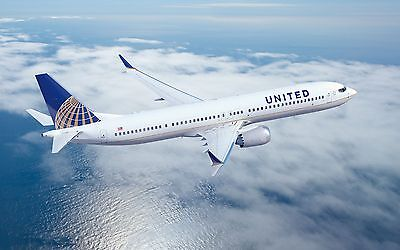 400 United Airlines Electronic Travel