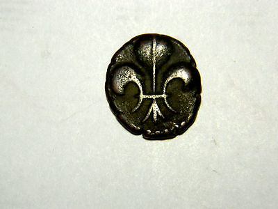 India, Pondicherry, copper doudou, 1720-1837. Good surfaces, good dark brown