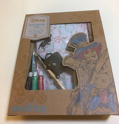 Seedling Disneys Alice Through the Looking Glass 16DDMHH Design Your Own Mad Hatter Hat Activity Kit