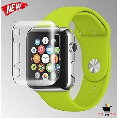 COVER Screen Protector Film Accessories For iWatch 38MM APPLE WATCH 1