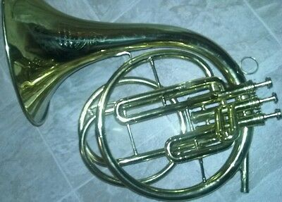 Lyon & Healy Antique French Horn
