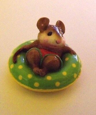 Wee Forest Folk Fun Float Beach Mouse