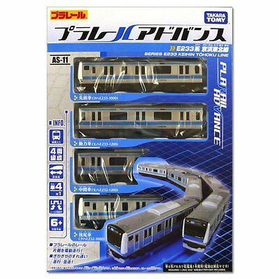 Japan Tomy Plarail Advanced E233 Keihin Touhoku Line Motorized Train As-11