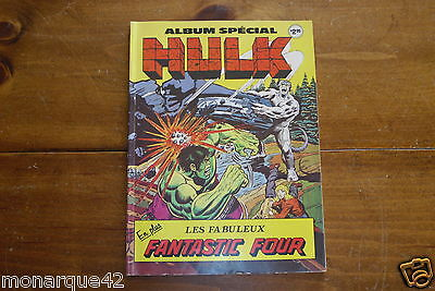French comic Heritage INCREDIBLE HULK #180-181 * 1st WOLVERINE + FF All in color