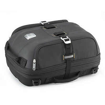 Givi MT502 Motorcycle Saddle Tail Bag Backpack 30 Litre - Black