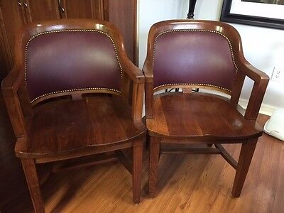 antique desk chairs set of 2 Marble and Shattuck Chair Company/ Final reduction & ANTIQUE DESK CHAIRS set of 2 Marble and Shattuck Chair Company ...