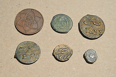 Old Coins From Morocco
