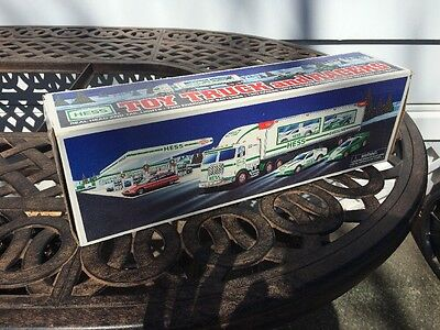 1997 Hess Toy Truck Box Only