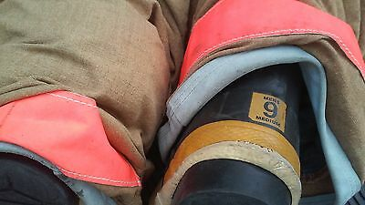 Bunker Gear Boots and Pants Size 36x30