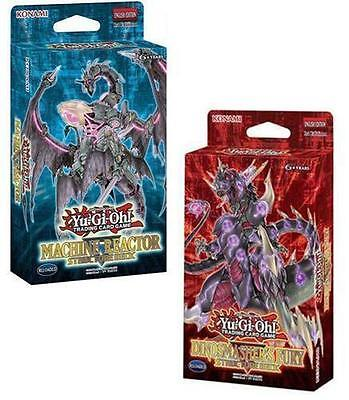 Yu-Gi-Oh! Dinosmasher's Fury Structure Deck ONLY 42 CARDS FREE SHIPPING