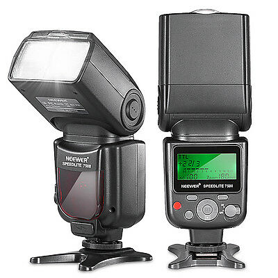 Neewer  VK750 II Kit i-TTL Flash  para NIKON DSLR D7100 D7000 D5300 D5200 D5100