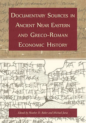 Heather D. Baker-Documentary Sources In Ancient Near  BOOK NEUF