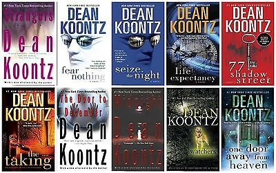 The Definitive Dean Koontz Collection of 57 Audio books MP3