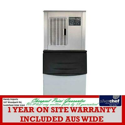 Fed Commercial Bizzard Flake Ice Maker Ice Machine 500Kg Sk-053