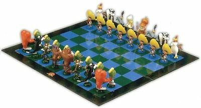 Looney Tunes Chess Schach Game New Warner Bros 3d Pawns Hand Painted Official