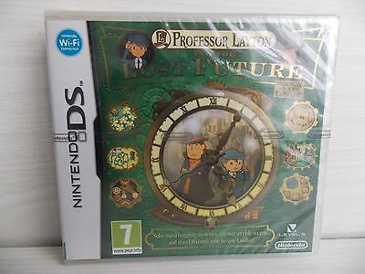 Nintendo Ds Game : Professor Layton And The Lost Future : Brand New Sealed