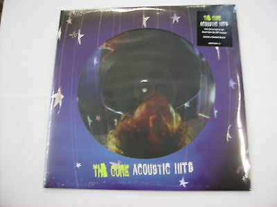Cure - Acoustic Hits - 2Lp Picture Disc Vinyl New Sealed 2017 Rsd
