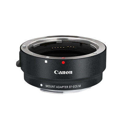Canon Mount Adapterring EF-EOS M EF-M | Adapter | EAN: 4960999841137