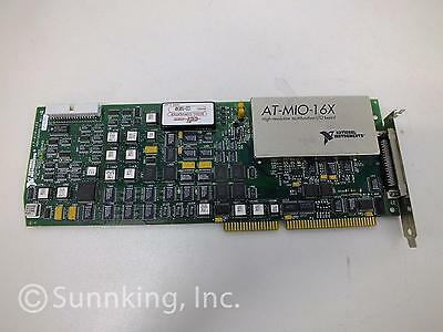National Instruments AT-MIO-16X High-Res Multifunction I/O Board 182400-01