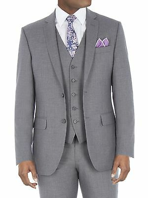 Suit Direct Scott & Taylor Occasions Grey Tailored Fit Jacket 0047767