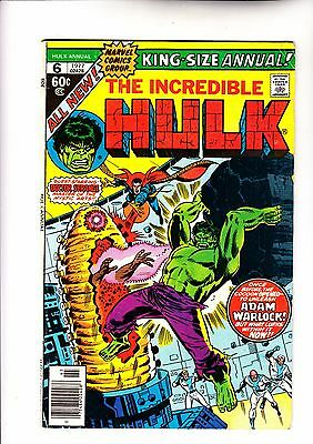 Hulk Annual 6 1st app of Her / Paragon / Ayesha