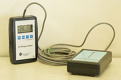 Alpha Labs ASMGM DC Milligauss Meter w/ Resolution (1 nanotesla) Magnetic Field