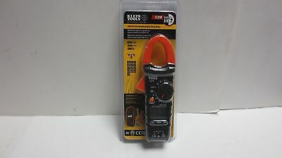 Klein Tools CL210 400A AC Auto-Ranging Digital Clamp Meter
