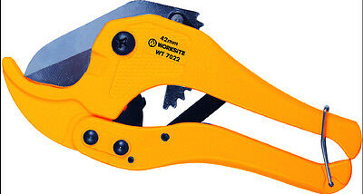 Worksite WT7022 42mm PVC Pipe Cutter