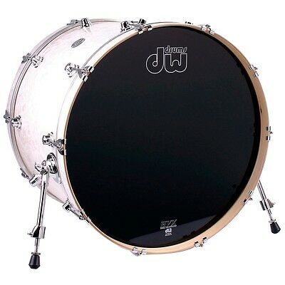 DW Performance Series Kick Pewter Sparkle 16x20 LN