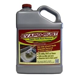 Evapo-Rust ER012 EVAPO-RUST Rust Remover, One Gallon Bottle, Case of 4