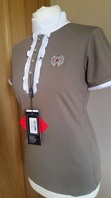 Sale! Fair Play Charlotte Ladies Beige Competition Shirt