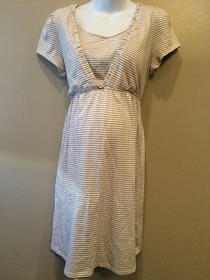 Oh Baby Large Maternity Nightgown With Hidden Discreet Nursing