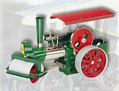 UK-SPECIAL: Wilesco D365 STEAM ROLLER OLD SMOKEY - NEW and FREE SHIPPING