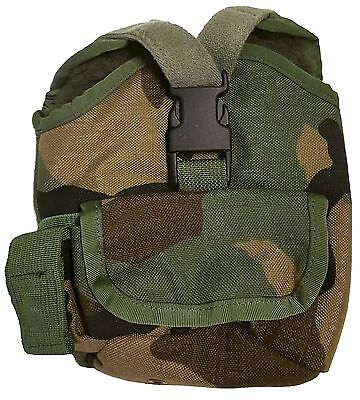 Never Issued Safariland SPEAR MultiUse1 Qt Canteen/Radio/Ammo Pouch