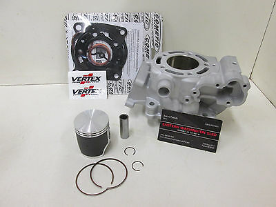 Kawasaki Kx 85 Top End Kit With New Std Bore Cylinder, Piston, Gaskets 06-13