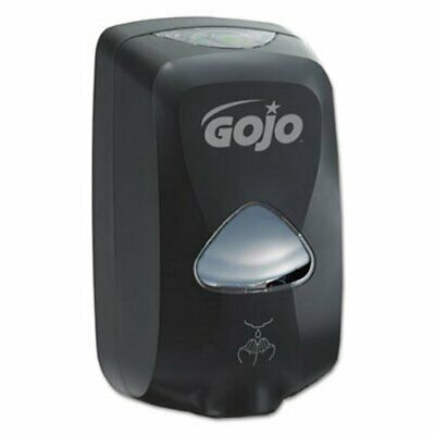 Gojo TFX Touch-Free 1200 mL Foam Hand Soap Dispenser, Black (GOJ273012)