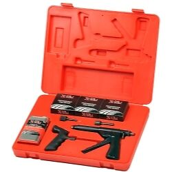 The Main Resource TI831 Mushroom Plug Tire Repair Kit with 65 Inserts