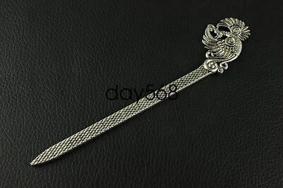 China new noble fashion Tibet silver carving Fancy Hairpin LJQQ119