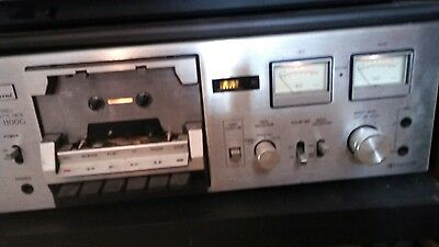 sansui sc1100g tuner and sansui turntable working