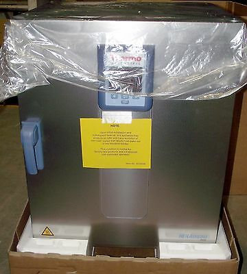 New Thermo Heratherm OGH100 Advanced Protocol Oven / To 330 C / 4 mo. Full Wrty
