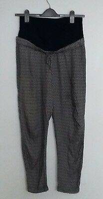 M&S maternity trousers size 8