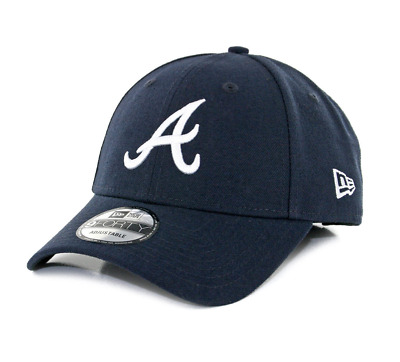 New Era 9Forty Adjustable Cap. The League 9Forty. Atlanta Braves