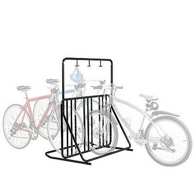 RAD Cycle Products Six Bike Floor Stand Bicycle Instant Park Pro-Quality NEW