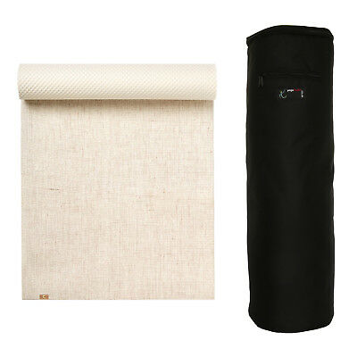 Yoga Studio - EcoYoga Kit Yoga Mat & Bag Combo Set - Various Colours Available