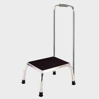 Pattersons Metal Step Stool with Handrail